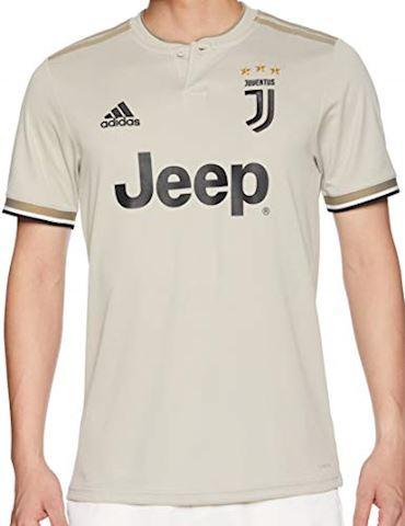 adidas Juventus Mens SS Away Shirt 2018/19 Image 3