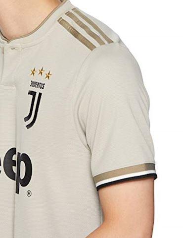 adidas Juventus Mens SS Away Shirt 2018/19 Image 4
