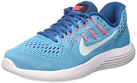 Nike LunarGlide 8 Women's Running Shoe - Blue Image