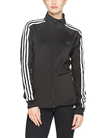 adidas  D2M TRACKTOP  women's Tracksuit jacket in black Image
