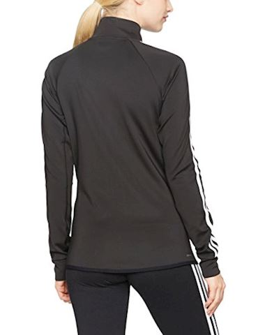 adidas  D2M TRACKTOP  women's Tracksuit jacket in black Image 2