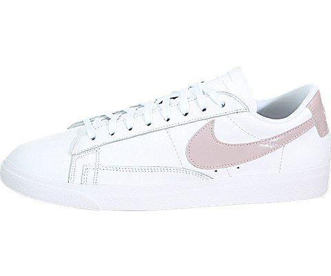 Nike Blazer Low LE Women's Shoe - White Image