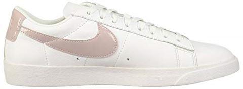 Nike Blazer Low LE Women's Shoe - White Image 12