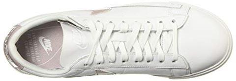 Nike Blazer Low LE Women's Shoe - White Image 13