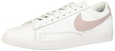 Nike Blazer Low LE Women's Shoe - White Image 6