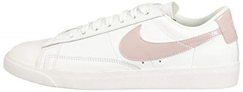 Nike Blazer Low LE Women's Shoe - White Image 10