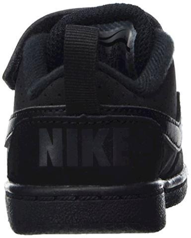 NikeCourt Borough Low Baby& Toddler Shoe - Black Image 2