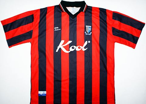 Gillingham Mens SS Away Shirt 1998/99 Image
