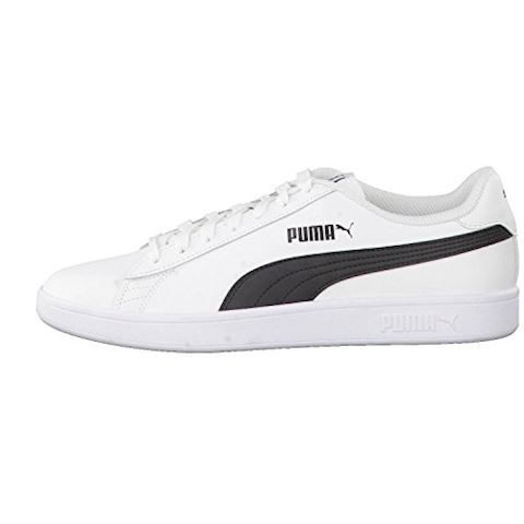 Puma Smash v2 Leather Trainers Image 9
