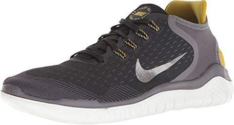 Nike Free RN 2018 Men's Running Shoe - Black Image