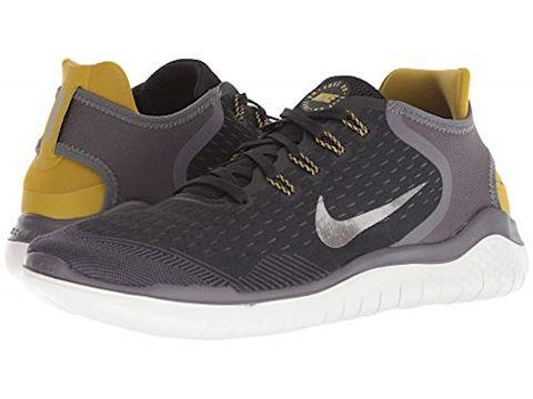 Nike Free RN 2018 Men's Running Shoe - Black Image 7