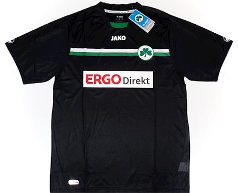 Jako Greuther Furth Mens SS Away Shirt 2012/13 Image