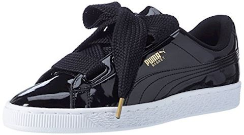 Puma Basket Heart Patent Women's Trainers Image