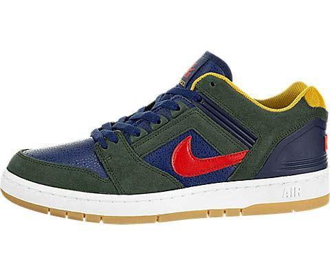 Nike SB Air Force II, Green Image