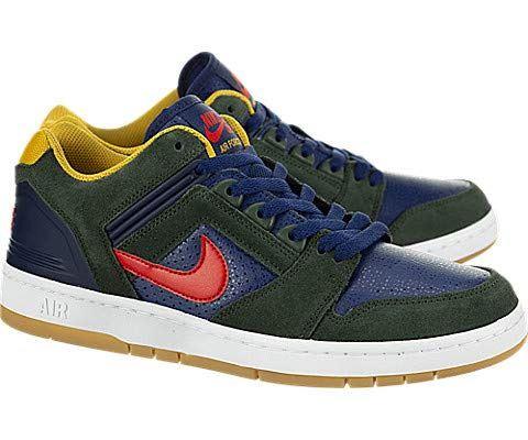 Nike SB Air Force II, Green Image 2