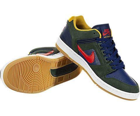 Nike SB Air Force II, Green Image 3