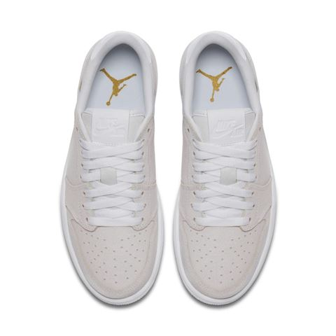 Nike Air Jordan 1 Retro Low NS Women's Shoe - White Image 4