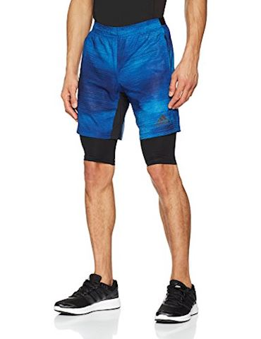 adidas Climacool 2-in-1 SpeedBreaker Shorts