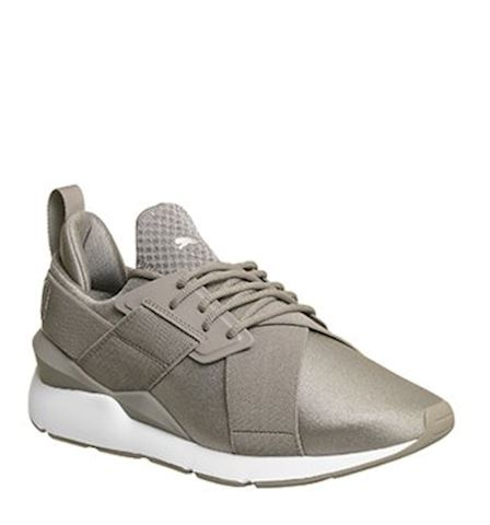 Puma Muse Satin Women's Trainers En Pointe Image 2