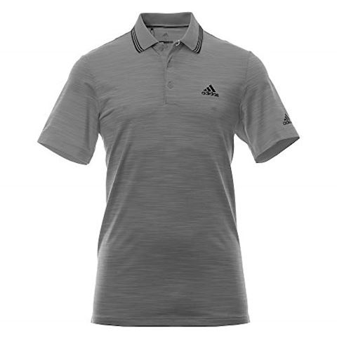 adidas Ultimate365 Heather Polo Shirt Image