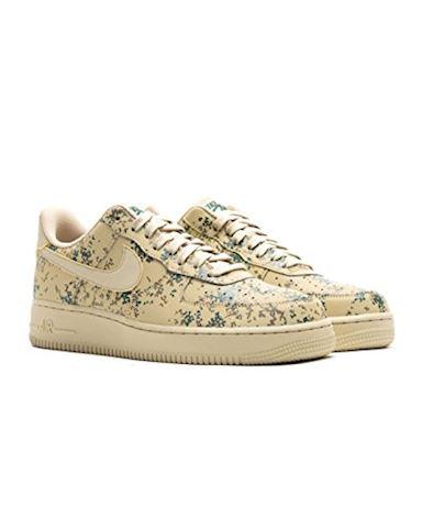 Nike Air Force 1' 07 Low Camo Men's Shoe - Gold Image 2