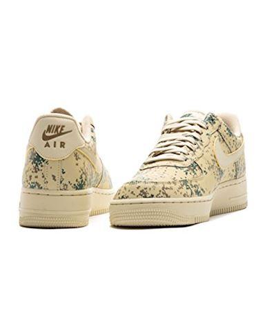 Nike Air Force 1' 07 Low Camo Men's Shoe - Gold Image 3