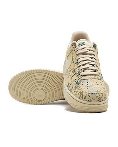 Nike Air Force 1' 07 Low Camo Men's Shoe - Gold Image 4