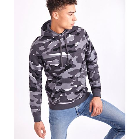 best service 8c248 5a198 Nike Club Camo Over The Head - Men Hoodies Image