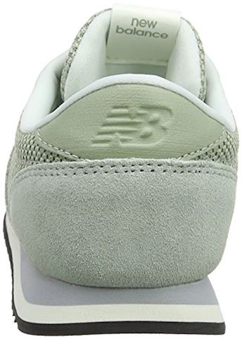 New Balance  WL420  women's Shoes (Trainers) in Green Image 2