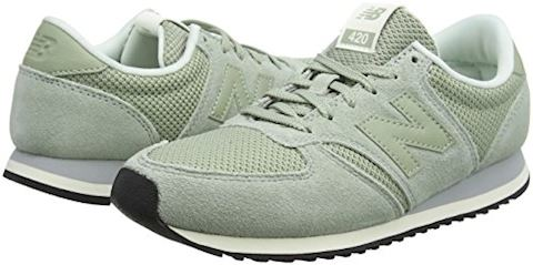 New Balance  WL420  women's Shoes (Trainers) in Green Image 5