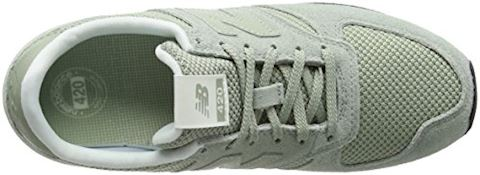 New Balance  WL420  women's Shoes (Trainers) in Green Image 7