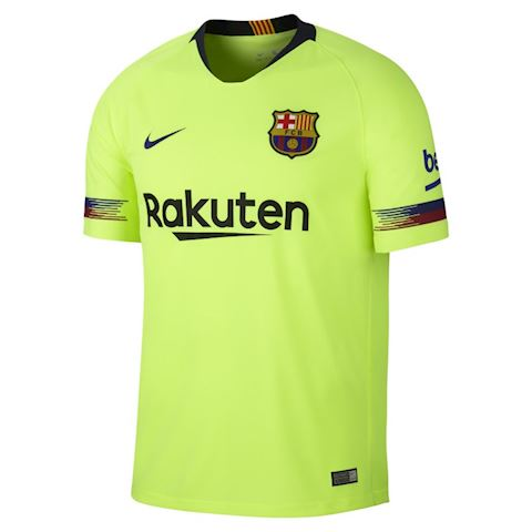 Nike Barcelona Mens SS Away Shirt 2018/19 Image