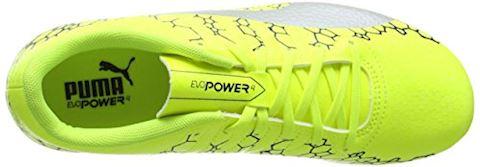 Puma evoPOWER Vigor 4 Graphic FG Men's Football Boots Image 7