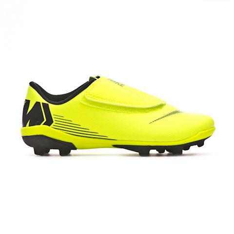 Nike Jr. Mercurial Vapor XII Club Toddler/Younger Kids'Multi-Ground Football Boot - Yellow Image