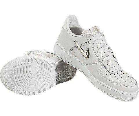 Nike Air Force 1'07 Premium LX Women's Shoe - Cream Image 3