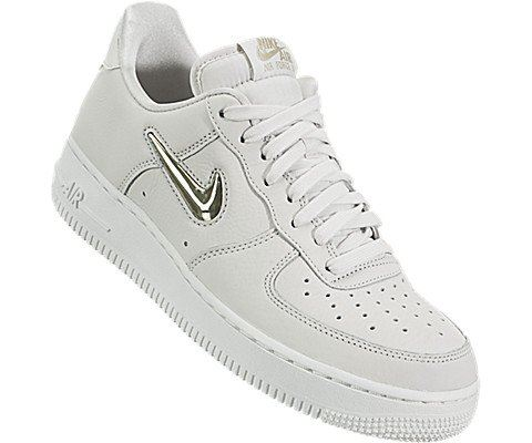 Nike Air Force 1'07 Premium LX Women's Shoe - Cream Image 5