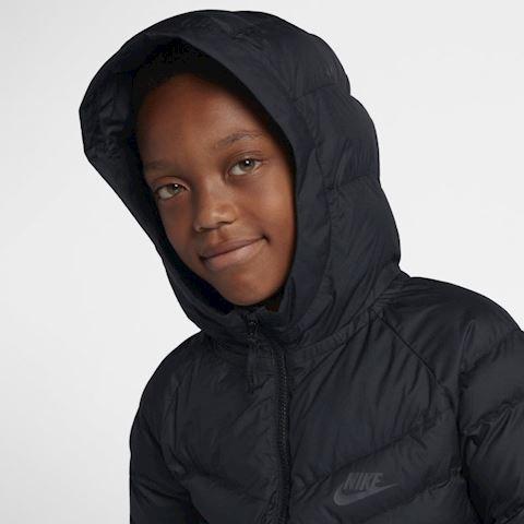 Nike Sportswear Older Kids' Synthetic-Fill Jacket - Black Image 2