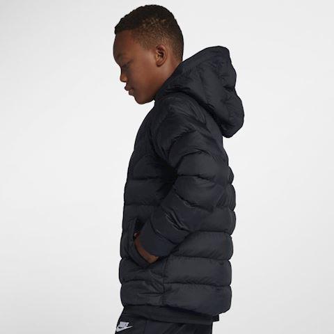 Nike Sportswear Older Kids' Synthetic-Fill Jacket - Black Image 4