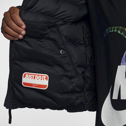 Nike Sportswear Older Kids' Synthetic-Fill Jacket - Black Image 5