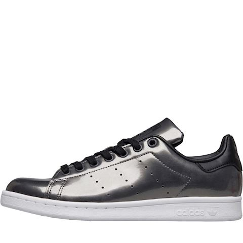 more photos 91288 7d05b adidas Originals Womens Stan Smith Trainers Night Metallic/Night  Metallic/Core Black