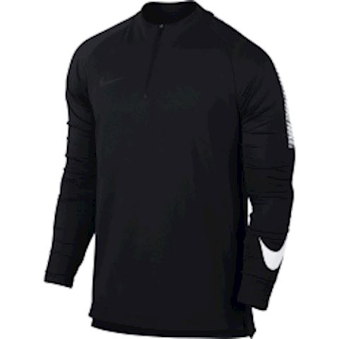 Nike Dri-FIT Squad Drill Men's Football Top - Black Image