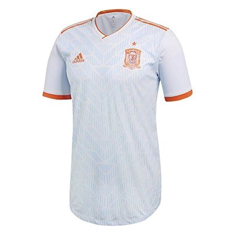 adidas Spain Mens SS Player Issue Away Shirt 2018 Image