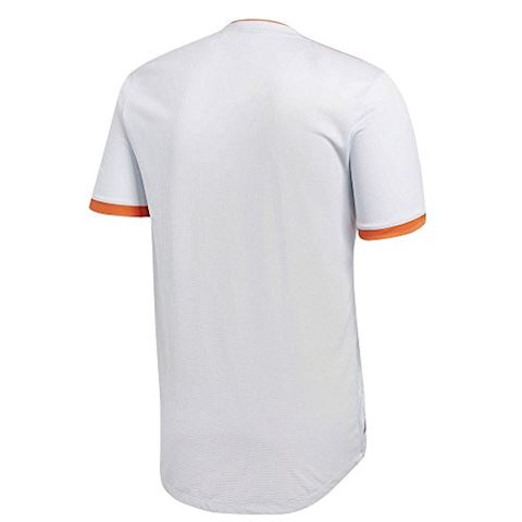 adidas Spain Mens SS Player Issue Away Shirt 2018 Image 2