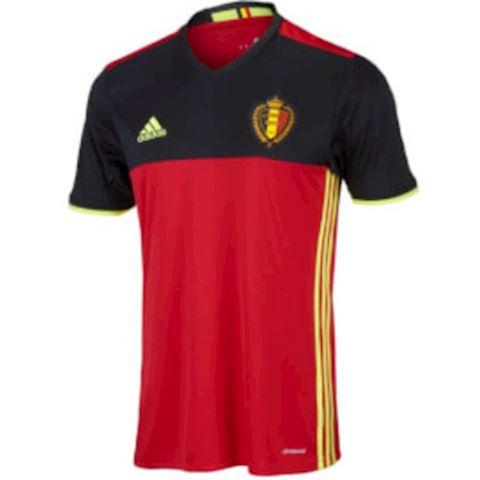 adidas Belgium Mens SS Home Shirt 2016 Image