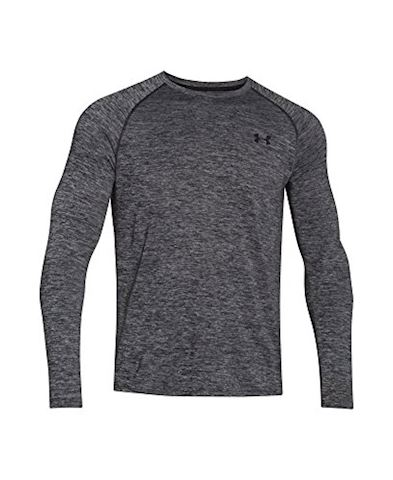Under Armour Men's UA Tech Patterned Long Sleeve T-Shirt Image