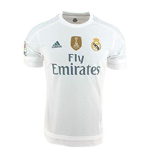 adidas Real Madrid Mens SS Home Shirt 2015/16 Image