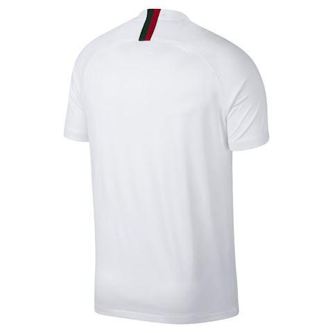 Nike Portugal Mens SS Away Shirt 2018 Image 2