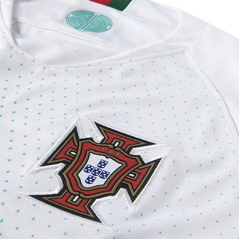 Nike Portugal Mens SS Away Shirt 2018 Image 3