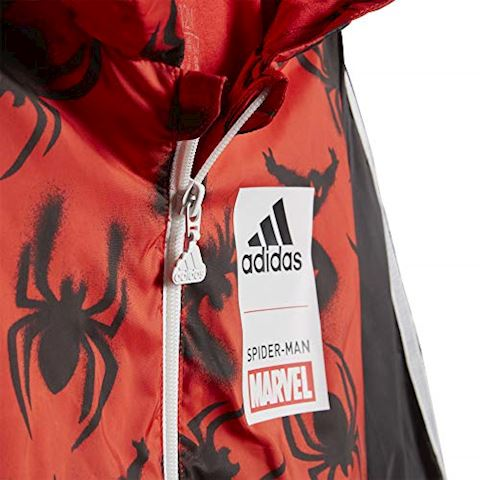 adidas Marvel Spider-Man Windbreaker Image 3