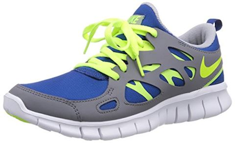 Nike Air Max 270 Jacquard Shoe - Blue Image